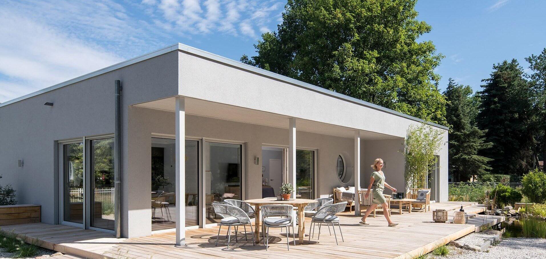 Fertighaus Kaufen Schlusselfertig Bauen Mit Fingerhaus